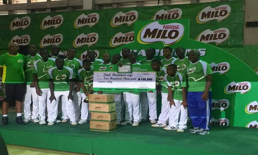 National Milo Competition